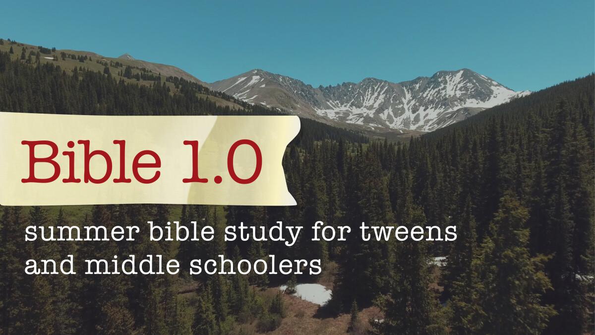 6:00 p.m. Bible 1.0