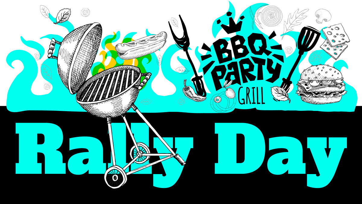 11:00 a.m. Rally Day Cookout