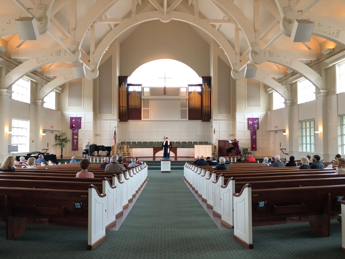 10:30 a.m. Worship in the Sanctuary