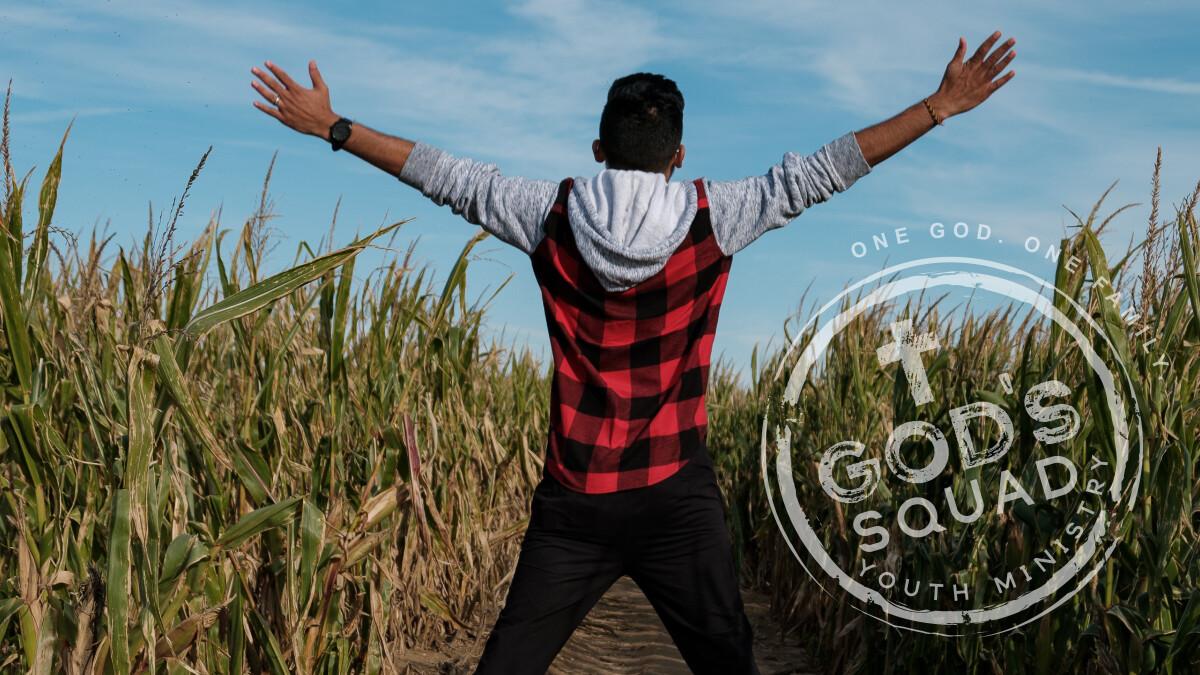 6:00 p.m. Corn Maze Adventure