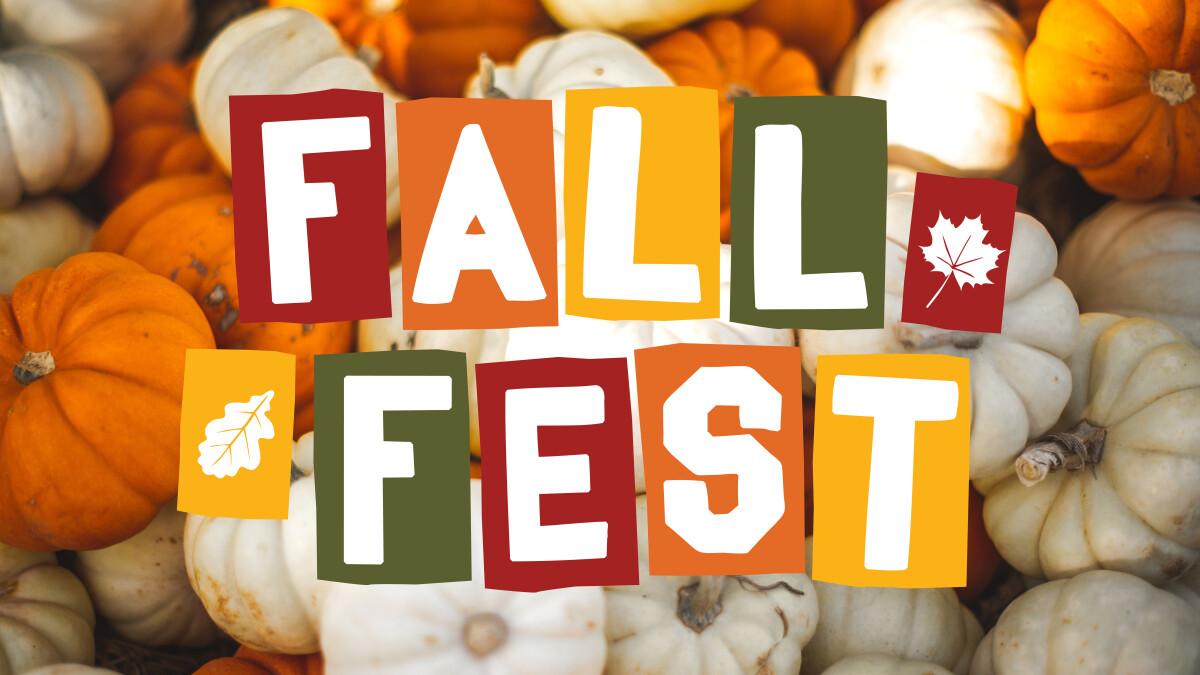10:00 a.m. Fall Fest